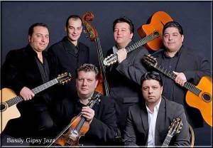Basily Gipsy Band; Hot Club De France