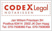 Codex Legal logo
