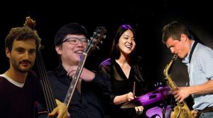 Het Fabio Marziali - Marcel Liu Quartet